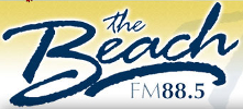 The Beach FM Logo