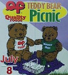 Teddy Bear Picnic sign