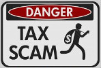 Tax Scam Warning